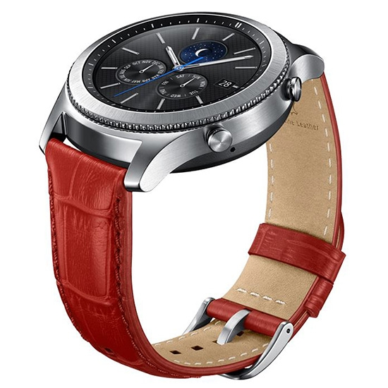 Ремешок для Samsung Galaxy Gear S3 ET-YSA76MREGRU Red