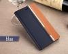 Чехол книжка для Xiaomi Redmi 3 Pro и 3S Чехольчикофф Люкс Синий
