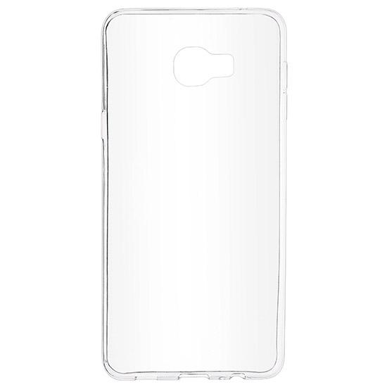 Skinbox Силиконовый чехол для Samsung Galaxy C7 Slim Silicone 4People Прозрачный