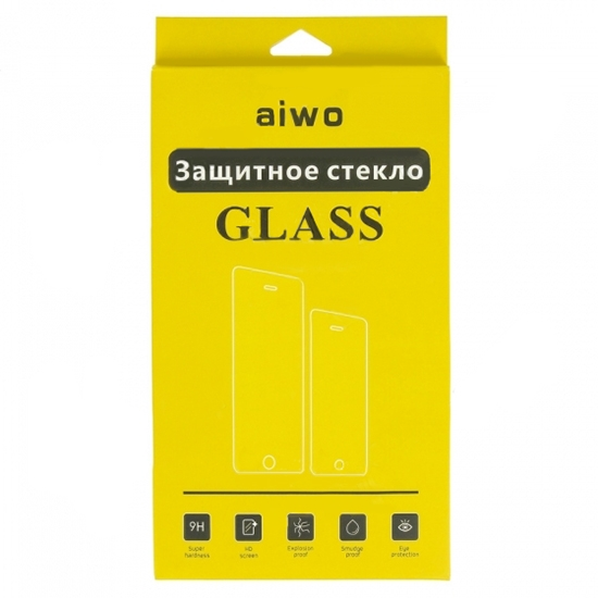 aiwo Защитное стекло для Xiaomi Redmi 3 Pro и 3S 0.33мм Full Screen 2.5D Белое
