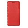 Чехол книжка для Meizu M3 Book Case New Красный