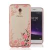 Силиконовый чехол для Meizu M5 Note Чехольчикофф Люкс Розовый