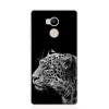 Силиконовый чехол для Xiaomi Redmi 4 Pro Чехольчикофф Леопард