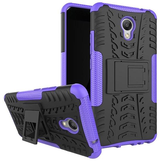 Чехольчикофф для Meizu M5 Note Противоударный защищенный Фиолетовый