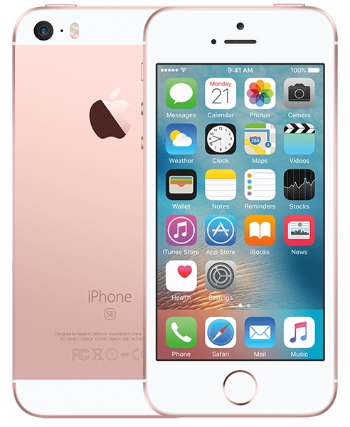Apple iPhone SE 16Gb A1723 Rose Gold