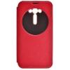 Чехол книжка для Asus Zenfone 2 Laser ZE550KL Skinbox Lux AW Красный