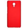 Чехол накладка для Meizu M3 Max Skinbox Shield 4People Красный
