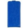 Чехол книжка для LG G3 s D724 Skinbox Flip Case Синий
