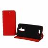 Чехол книжка для Asus ZenFone 3 Max ZC520TL Book Case New Вид 1 Красный