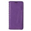 Чехол книжка для Meizu MX5 Book Case New Вид 2 Фиолетовый