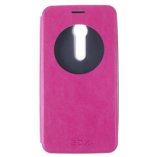 Skinbox для Asus ZenFone 2 ZE551ML Lux AW Розовый