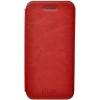 Чехол книжка для Asus Zenfone 4 A400CG Skinbox Lux Красный