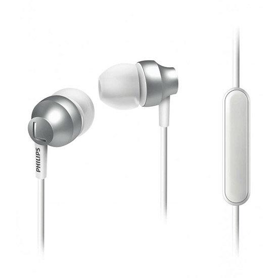 Philips SHE3855 Silver
