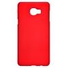 Чехол накладка для Samsung Galaxy C7 Skinbox Shield 4People Красный