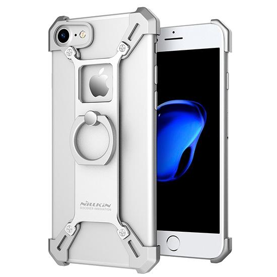Nillkin для Apple iPhone 7 Barde Metal Case Серебряный