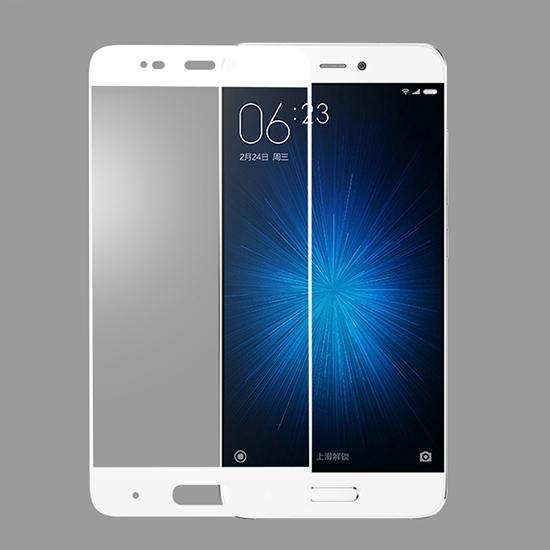 aiwo Защитное стекло для Xiaomi Mi5 0.33мм Full Screen 2.5D Белое