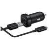Автомобильное зарядное устройство Samsung EP-LN930CBEGRU Black