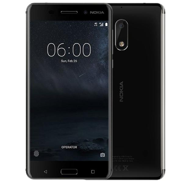 Купить смартфон Nokia 6 64Gb Black дешево, цена 16990 руб. -  интернет-магазин Quke d1939b64fe1