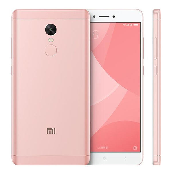 Xiaomi Redmi Note 4X 16Gb 3Gb Pink