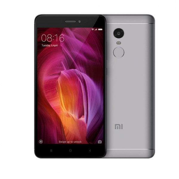 Xiaomi Redmi Note 4 Pro 32Gb (Snapdragon 625) Grey