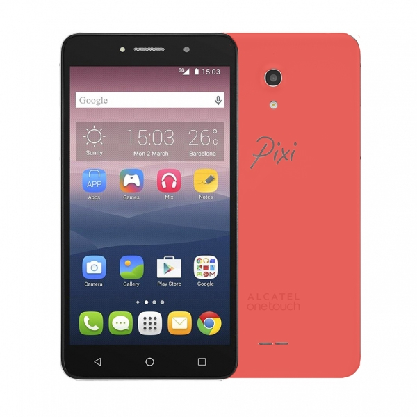 Alcatel One Touch Pixi 4 6.0 8050D Red