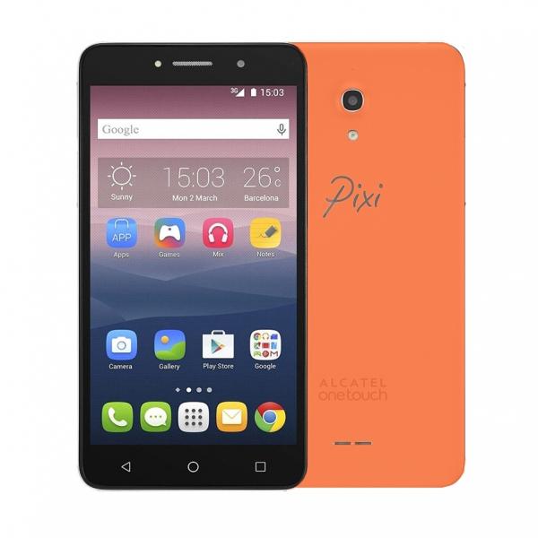 Alcatel pixi orange