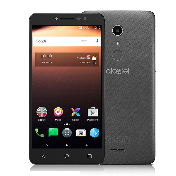 Alcatel A3 XL 9008D Sideral grey silver