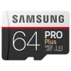 Samsung MB-MD64GARU Pro Plus UHS-I + SD-адаптер