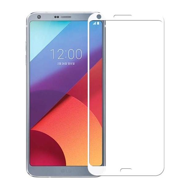 LG Защитное стекло для G6 Aiwo Full Screen Белое