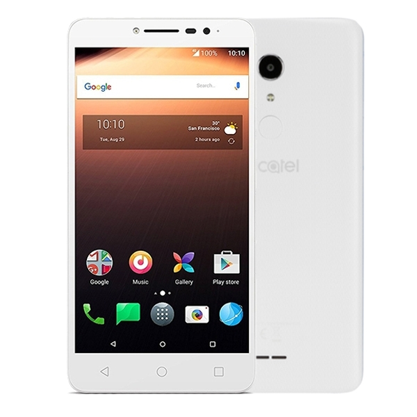 Alcatel A3 XL 9008D White blue