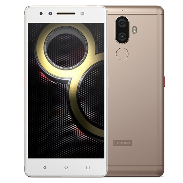 Lenovo K8 Note Fine Gold