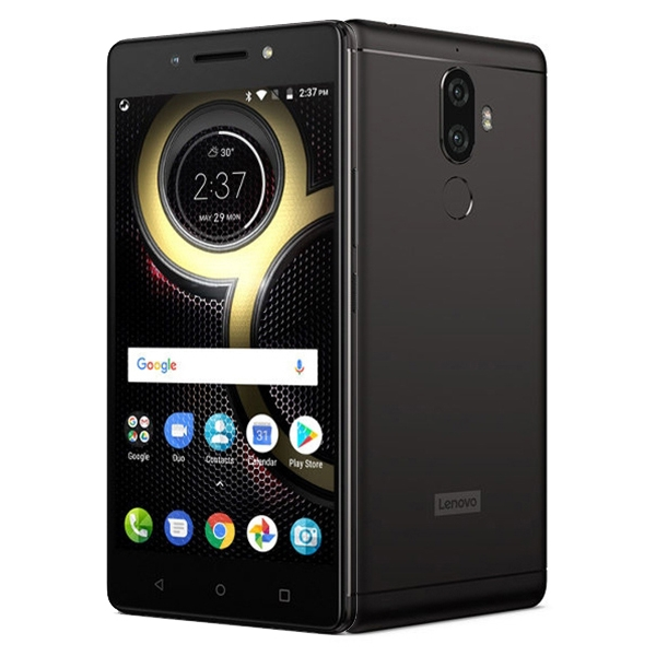 Lenovo K8 Note Venom Black