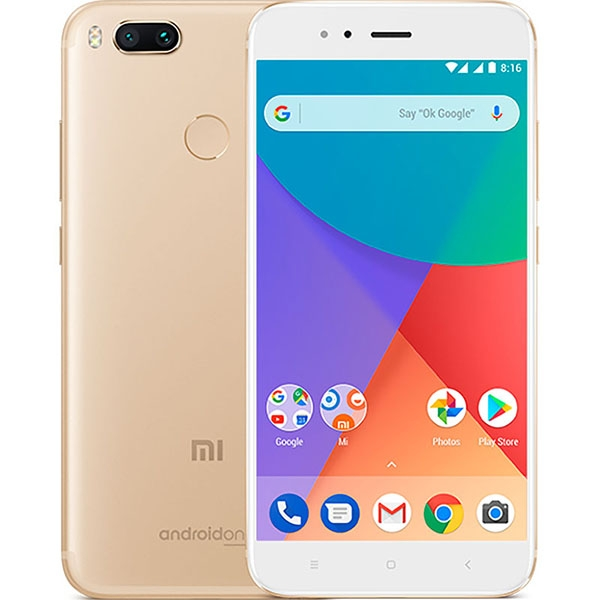 Xiaomi Mi A1 64Gb EU Gold
