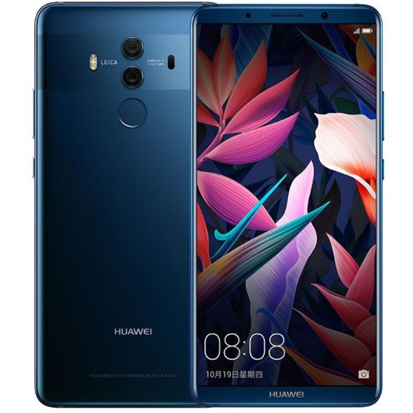 Huawei Mate 10 Pro 6Gb 128Gb Dual Sim Midnight Blue