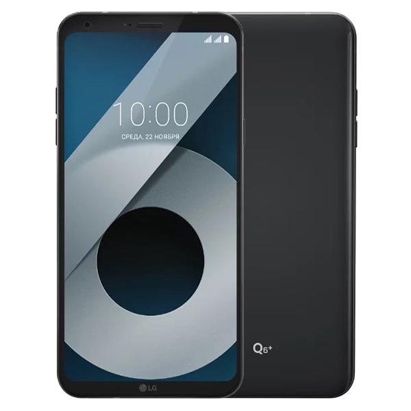 LG Q6 Plus Black
