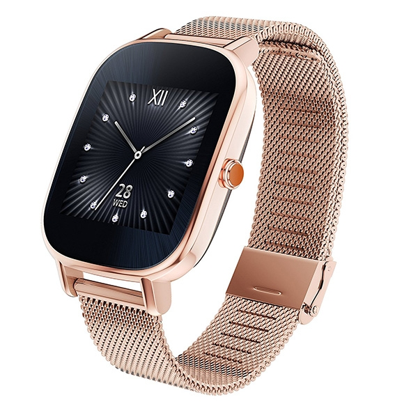 Asus ZenWatch 2 (WI502Q) metal Rose Gold