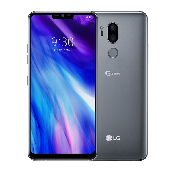 LG G7 ThinQ 64Gb Platinum Grey