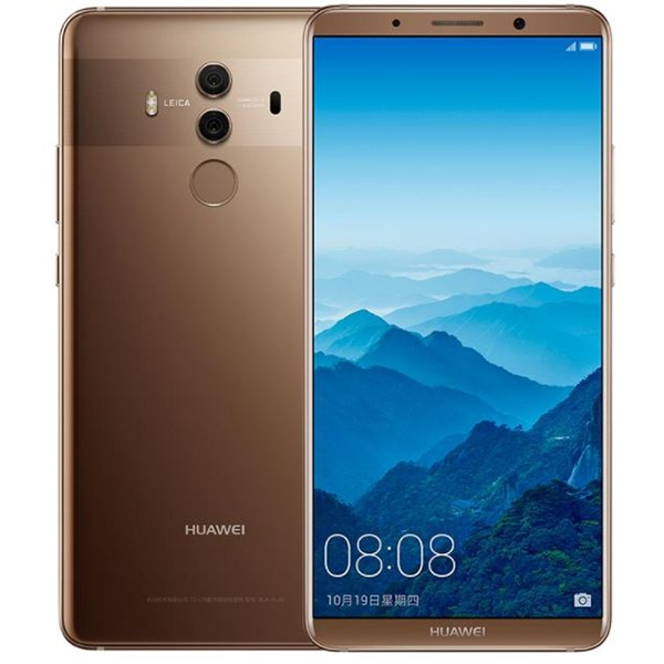 Huawei Mate 10 Pro 6Gb 128Gb Dual Sim Mocha Brown
