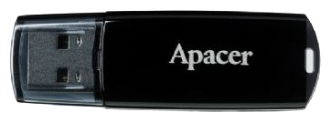 Apacer Handy Steno AH322 2GB Black