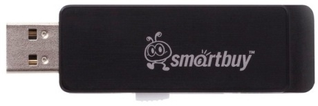 Smart Buy Dash 4GB Black