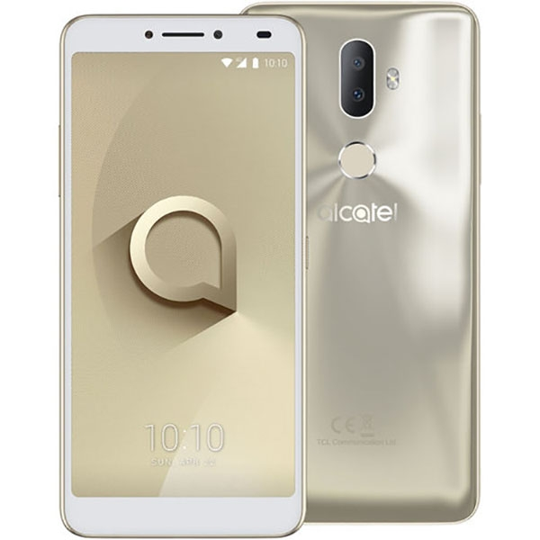 Alcatel 3V 5099D Black Gold