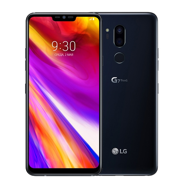 LG G7 ThinQ 64Gb Aurora Black