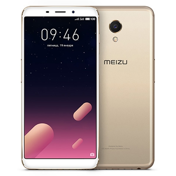 Meizu M6S 32Gb EU Gold