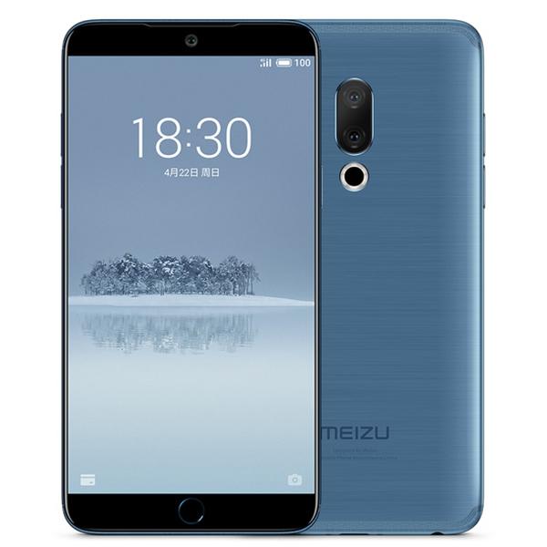 Мобильный телефон Meizu, 15 4 64Gb Blue, Синий  - купить со скидкой