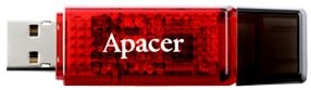 Apacer Handy Steno AH324 16GB Red