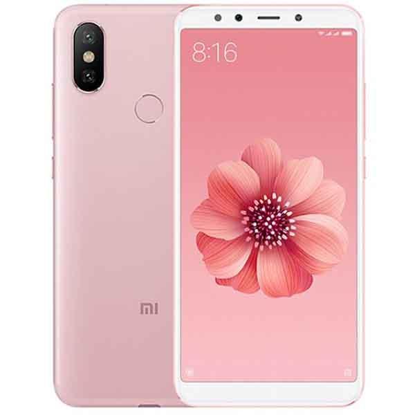 Xiaomi Mi A2 4 64Gb EU Pink