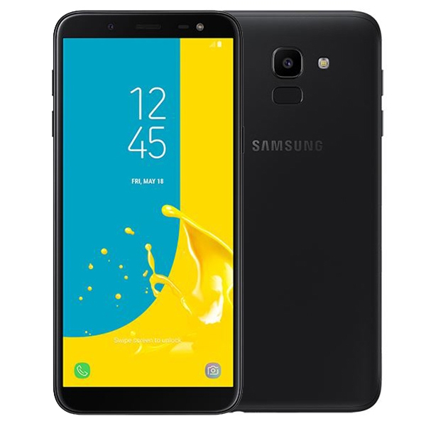 Samsung Galaxy J6 (2018) 32Gb Black
