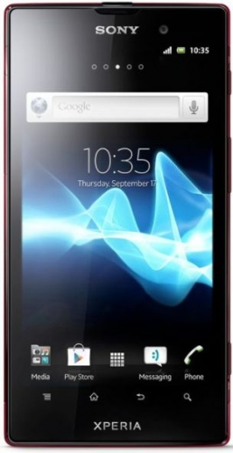 Sony Xperia Ion LT28h Red
