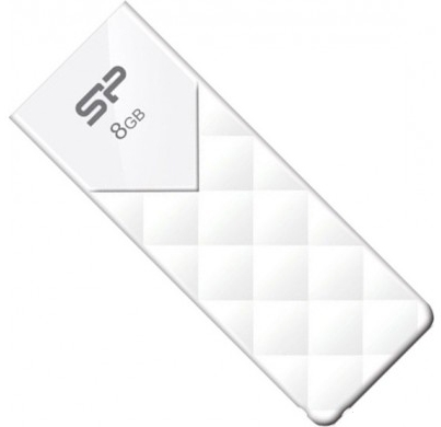 Silicon Power Ultima U03 8GB White