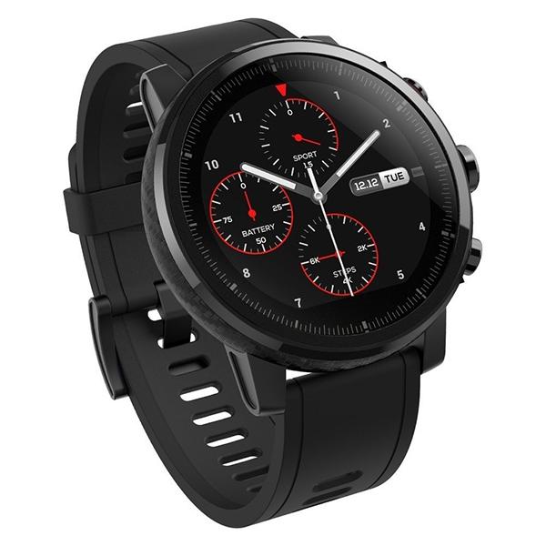 Умные часы Amazfit Stratos Multisport Gps Smartwatch Black